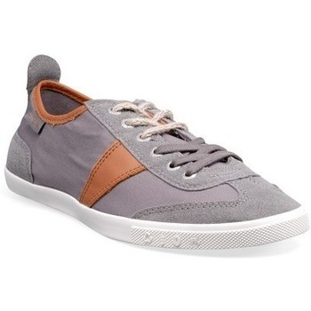 Chaussures Homme Baskets basses People'Swalk 55404GRIS Gris