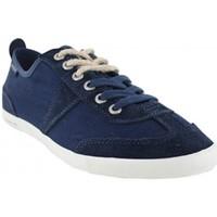 Chaussures Homme Baskets basses People'Swalk 35090BLEU Bleu