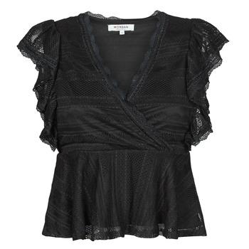 Vêtements Femme Tops / Blouses Morgan DARLEY Noir