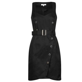 Vêtements Femme Robes courtes Morgan ROSITTA Noir