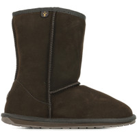 Chaussures Fille Boots EMU Wallaby marron