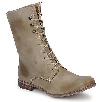 Bottines / Boots Stephane Gontard REGAIN Tilleul 350x350