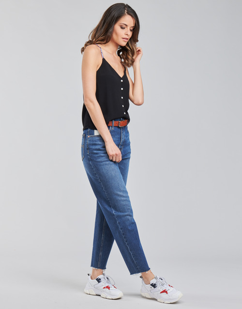 Tommy Jeans TJW CAMI TOP BUTTON THRU