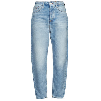 Vêtements Femme Jeans boyfriend Tommy Jeans MOM JEAN ULTRA HR TPRD EMF SPLBR Bleu Clair