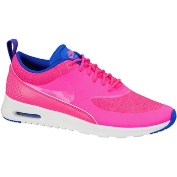 Chaussures Femme Baskets basses Nike Air Max Thea Prm Wmns  616723-601 Rose