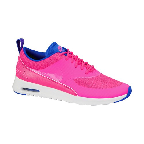 Chaussures Femme Baskets basses Nike Air Max Thea Prm Wmns  616723-601 Pink