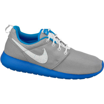 Chaussures Femme Baskets basses Nike Rosherun Gs 599728-019 Blue,Grey