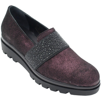 Chaussures Femme Mocassins Soffice Sogno ASOFFICESOGNO9851bd marrone