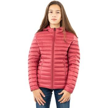 Vêtements Fille Doudounes JOTT doudoune carla 459  celeste rose
