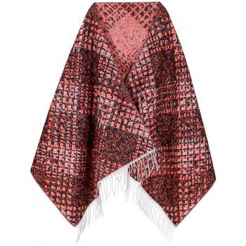 Accessoires textile Femme Echarpes / Etoles / Foulards Qualicoq Châle Gaya Corail