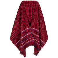 Accessoires textile Femme Echarpes / Etoles / Foulards Qualicoq Châle Gossip Rouge