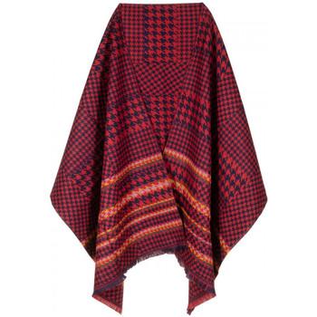 Accessoires textile Femme Echarpes / Etoles / Foulards Qualicoq Châle Gossip Bordeaux