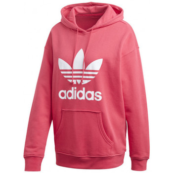 Vêtements Femme Sweats adidas Originals Sweat à capuche Rose
