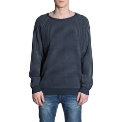 Vêtements Homme Pulls Deeluxe Pull DRUM Navy
