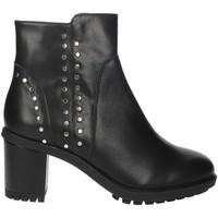 Chaussures Femme Bottines Repo B22435-I0 Noir