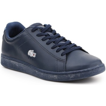 Chaussures Homme Baskets basses Lacoste Carnaby Evo 7-30SPM400711C granatowy