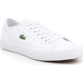 Chaussures Homme Baskets basses Lacoste Sideline 219 2 JD CMA 7-37CMA012921G biały