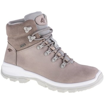 Chaussures Femme Boots 4F OBDH251 Gris, Rose