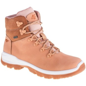 Chaussures Femme Boots 4F OBDH251 Orange