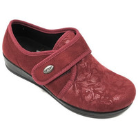Chaussures Femme Chaussons Fly Flot SLIPPER  - Q3886 JW ROUGE rouge