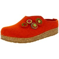 Chaussures Femme Sabots Haflinger KANON ORANGE