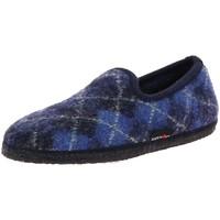 Chaussures Femme Chaussons Haflinger 622807 bleu