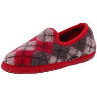Chaussures Femme Chaussons Haflinger 622807 rouge