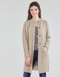 Vêtements Femme Manteaux Benetton 1132E9071-62U Beige