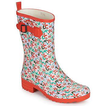 Chaussures Femme Bottes de pluie Aigle AIGLINE BOTT PT Multicolore