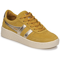 Chaussures Femme Baskets basses Gola GRANDSLAM PEARL Moutarde