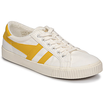 Chaussures Femme Baskets basses Gola TENNIS MARK COX Beige / Jaune