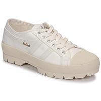 Chaussures Femme Baskets basses Gola COASTER PEAK Ecru