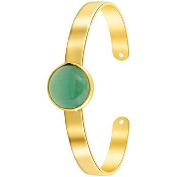 Montres & Bijoux Femme Bracelets Sc Bohème B2494-VERT Doré