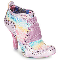 Chaussures Femme Low boots Irregular Choice ABIGAIL'S THIRD PARTY Rose / Violet