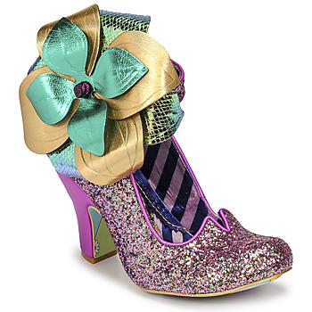 Chaussures Femme Escarpins Irregular Choice CHRYSALIS Violet