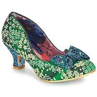 Chaussures Femme Escarpins Irregular Choice DAZZLE RAZZLE Vert / Bleu