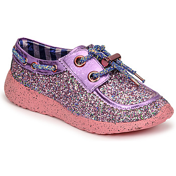 Chaussures Femme Baskets basses Irregular Choice SKYLAR Violet