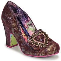 Chaussures Femme Escarpins Irregular Choice LE GRAND AMOUR Rose