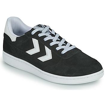 Chaussures Homme Baskets basses Hummel VICTORY Noir