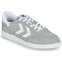 Chaussures Homme Baskets basses Hummel VICTORY Gris