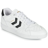 Chaussures Homme Baskets basses Hummel HB TEAM Blanc / Noir