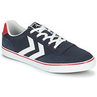 Chaussures Homme Baskets basses Hummel STADIL LOW OGC 3.0 Bleu