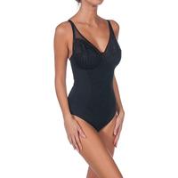 Sous-vêtements Femme Bodys Selene Body à bretelles avec armatures Bdmaril Noir