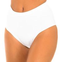 Sous-vêtements Femme Produits gainants Intimidea Slip ceinture Blanc