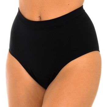 Sous-vêtements Femme Produits gainants Intimidea Slip ceinture Noir