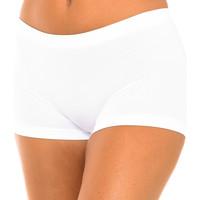 Sous-vêtements Femme Shorties & boxers Intimidea Boxer femme Panty Florida Blanc
