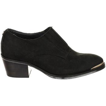 Chaussures Femme Escarpins Tommy Hilfiger Chaussures à talons en cuir Tommy Hilfiger Noir