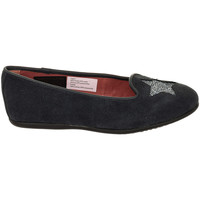 Chaussures Fille Ballerines / babies Tommy Hilfiger Chaussures plates en cuir Tommy Hilfiger Bleu