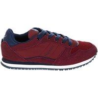 Chaussures Garçon Baskets basses Hackett H.London Chaussures de sport Rouge