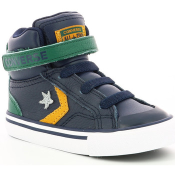 Chaussures Garçon Baskets montantes Converse Pro Blaze Hi MARINE